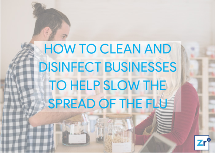 Banner of How To Clean and Disinfect Your Business