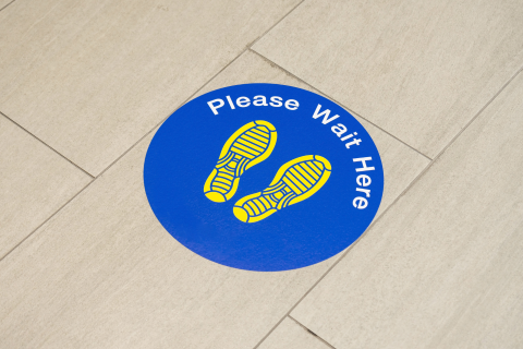 How to Remove and Replace Floor Stickers